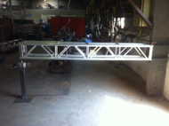 Smartstage truss & light truss quality control